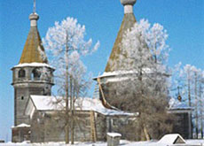 Saving the Wooden Churches of Russia